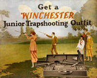 1920's Winchester junior trapshooting, click for more details